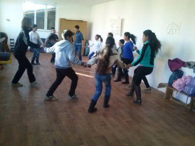 Спортен дух в танцуващо тяло - ОУ Христо Ботев - Александрово