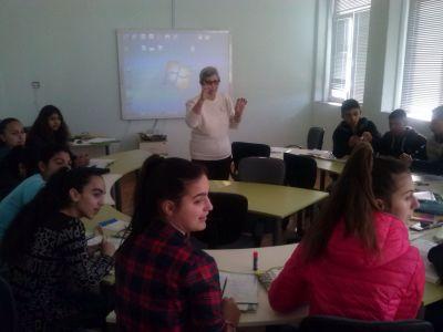 Ефективно прилагане на ИКТ в образованието и науката - ОУ Христо Ботев - Александрово