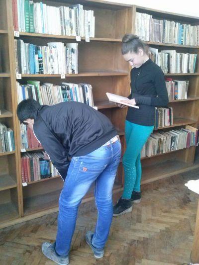 Повишаване на грамотността - ОУ Христо Ботев - Александрово
