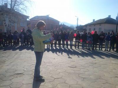 Антиспин кампания - ОУ Христо Ботев - Александрово
